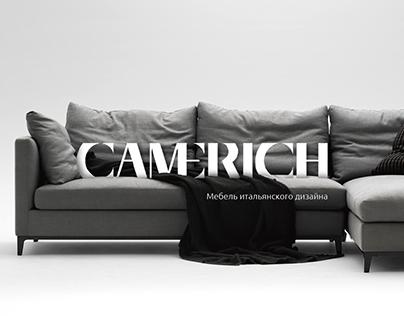 CAMERICH Sofas