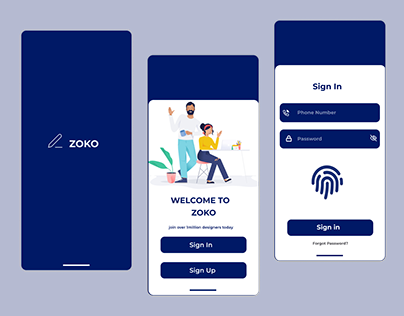 Zoko Onboarding Page