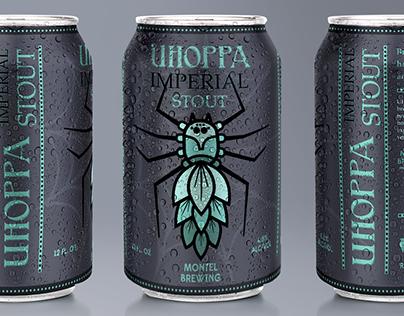 UHOPPA Beer Labels