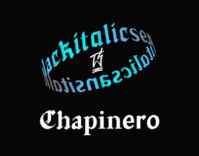 Chapinero Font System