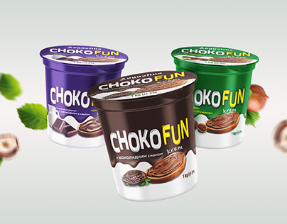 Шоколадна паста ChokoFun
