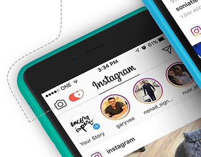 #InstaLikeLock - Instagram's stress reliever