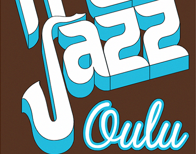 Free Jazz poster concept