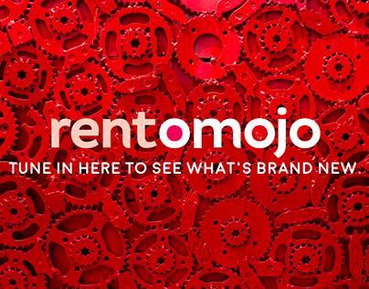 RENTOMOJO Rebrand