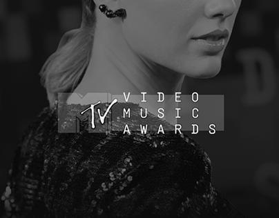 MTV VMAs Graphic Set