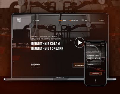 Corporate website and Graphic design for BeeTerm