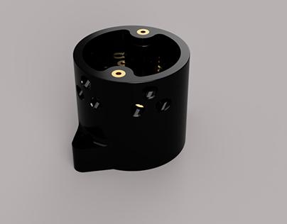 Gipsy 6 Cylinder Distributor Cap