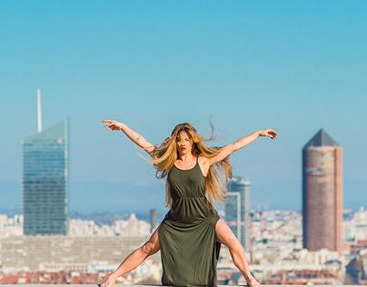 Julie - Dance in Lyon