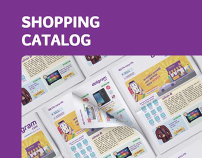 Product Catalog for Deligram
