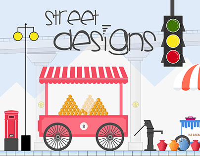 Street Designs | Illustration