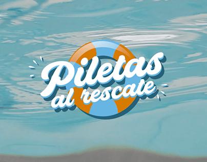 MetroGAS | Piletas al rescate