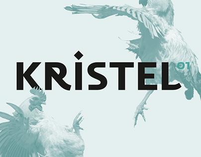 KRISTEL 01 Magazin