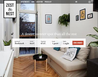 Zest & Nest Boutique Apartments