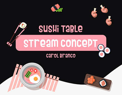 Stream Project - Sushi Table