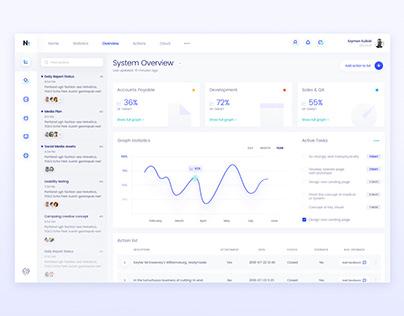 Project Management - UI Design