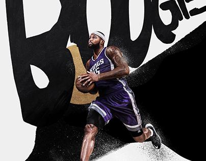 NBA Illustrations x ASIA