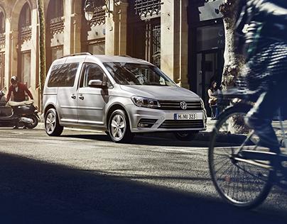 Volkswagen - The new Caddy