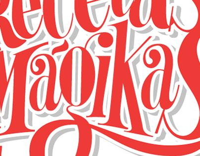 Logotype Recetas Mágikas