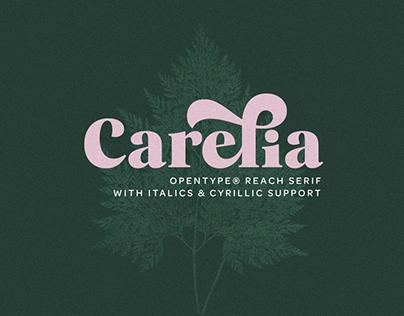 Carelia Serif