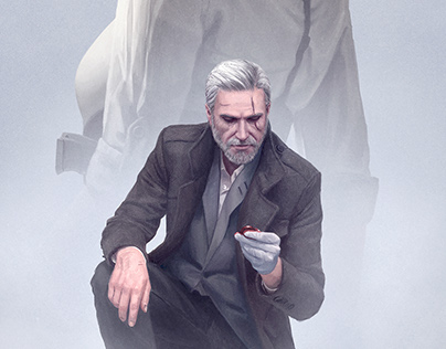 Modern Witcher Noir