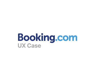 Booking test case