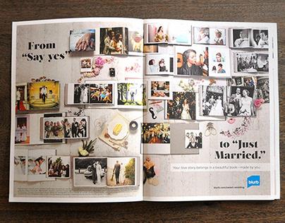 Blurb Photo Book Campaign