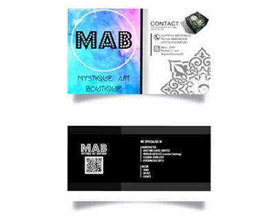 Mystique Art Boutique (Packaging)