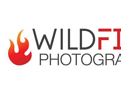 WildFire Photography Logo Design