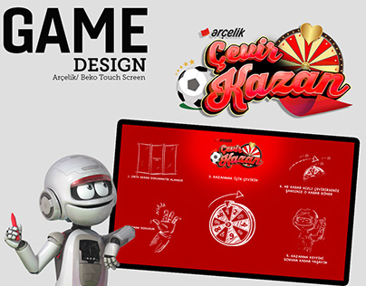 GAME DESIGN - ARÇELİK / BEKO
