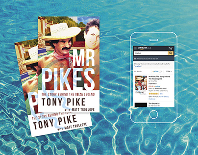 Mr Pikes front cover
