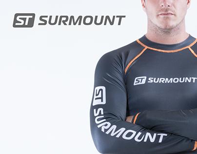 Surmount Clothing   eCommerce - Branding