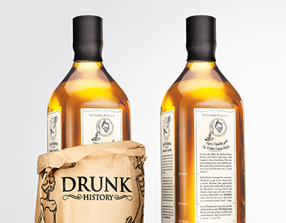Comedy Central Drunk History Whiskey