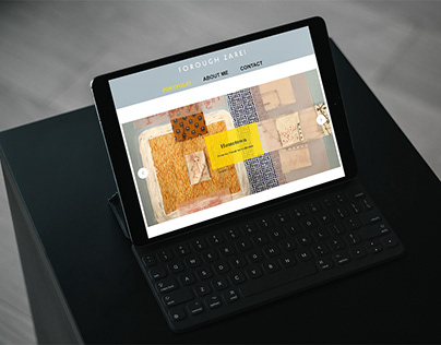 Forough Zarei - Website (V. 2019 & V. 2021)