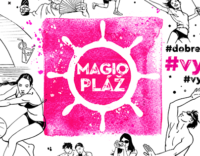 MAGIO PLÁŽ | MAGIO CITY BEACH by Slovak Telekom