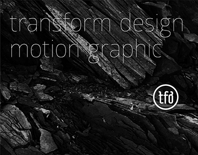 Transform Design Motion Graphic