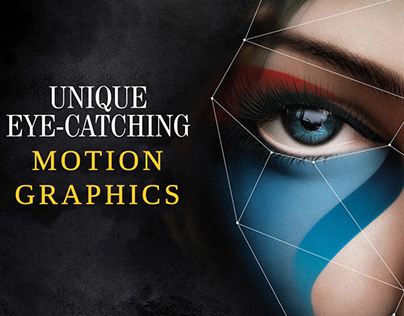 Motion Graphics and Video Editing