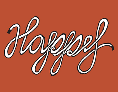"""Happy"" Typography"
