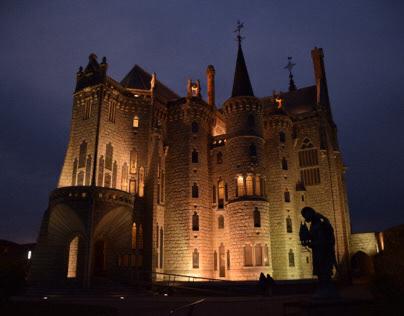 Palacio de Gaudi. Astorga.