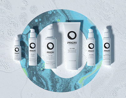 Priori Naturals Product Launch