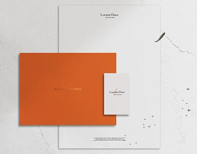 Luciane Daux | Visual Identity