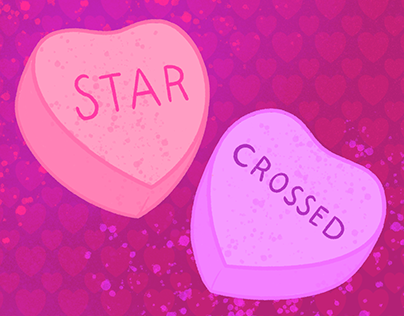NeonMob Card Series: Starcrossed