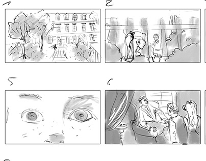 Storyboard. The Magician's Nephew/C. S. Lewis