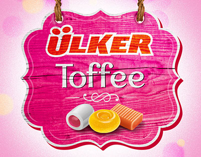Ülker Toffee Candy