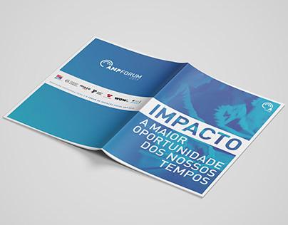 AMPFORUM . re-branding + graphic design
