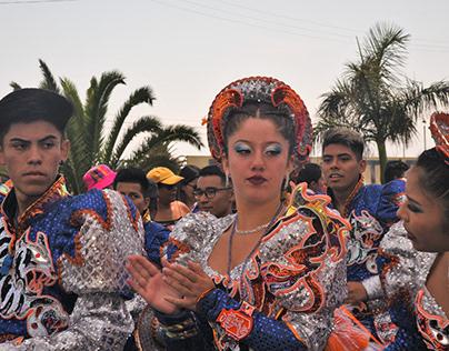 Arica Carnaval Andino 2020 (Caporales)