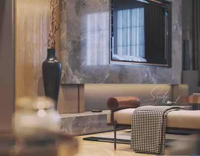 Luxury Modern Livingroom