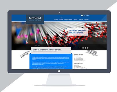 Metkom Redesign Concept #1  |  GreenFly