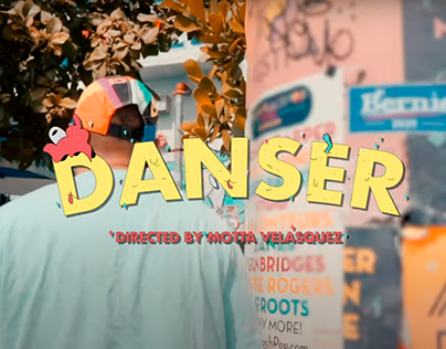 Danser Official Music Video