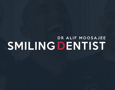 Social media content creator - Smiling Dentist