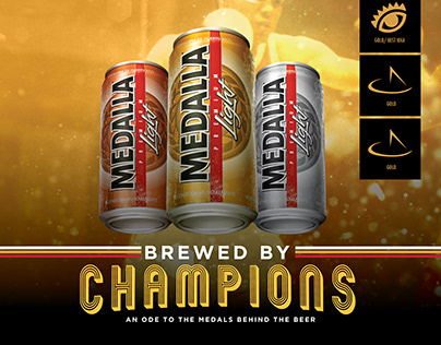 BREWED BY CHAMPIONS